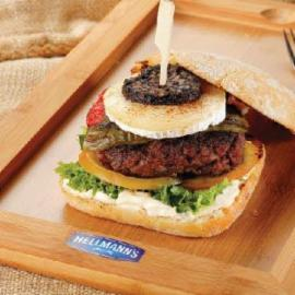 Burger με Ιβηρικό χοιρινό