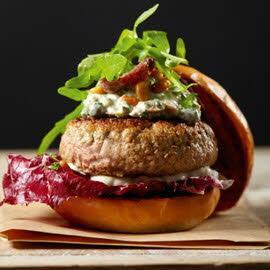 Vitello Tonato Burger