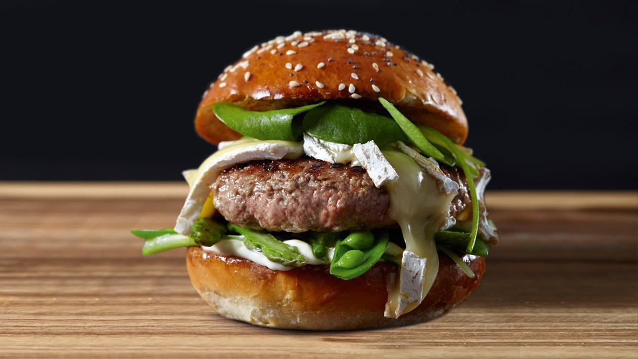 Burger Αρνιού