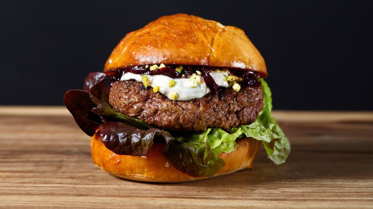 Burger Πάπιας