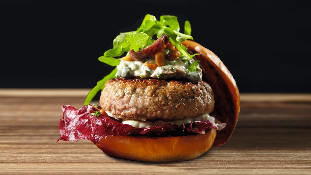 Vitello Tonato Burger