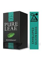 Pure Leaf Peppermint 20 Pyramid Tea Bagsx6