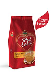 Brooke Bond Red Label Black Tea Loose (6x1.6KG)
