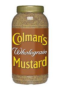 Colman's Wholegrain Mustard (2x2.25L)