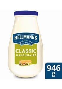 Hellmann's Classic Mayonnaise (12x946g) -