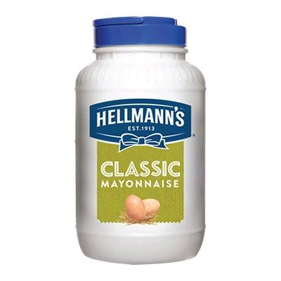 Hellmann's Classic Mayonnaise (4x3.78L) -