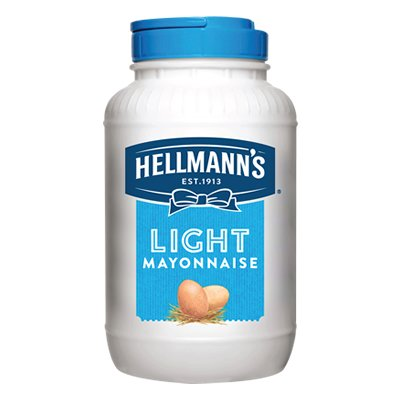 Hellmann's Light Mayonnaise (4x3.78L)