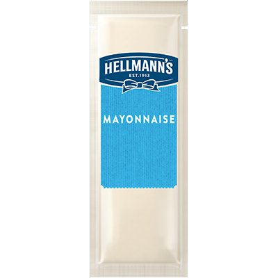 Hellmann's Mayonnaise Sachets (1000x10g)