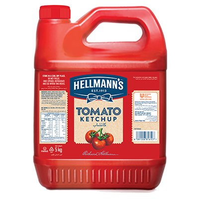 Hellmann's Real Ketchup (4x5kg)