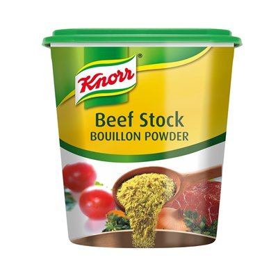Knorr Beef Stock Powder (6x1100g) -