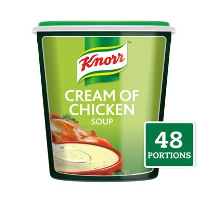 Knorr Cream of Chicken Soup (6x720g)
