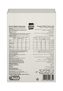 Knorr Mash Granules (1x7Kg) -