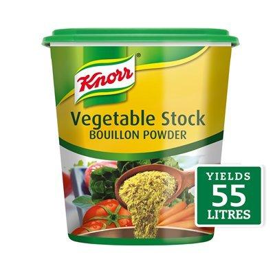 Knorr Vegetable Bouillon Powder (6x1.1kg)