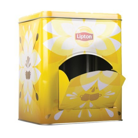 LIPTON YELLOW TINS