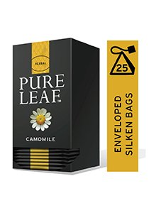 Pure Leaf Camomille 20 Pyramid Tea Bagsx6 -