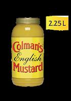 Colman's English Mustard (2x2.25L)