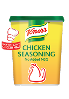 Knorr Chicken Powder - No Added MSG (6x1kg)