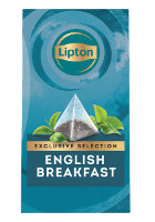 Lipton English Breakfast (6x25 pyramid tea bags)