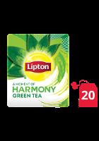 Lipton Green Tea Pure (16x20 teabags)