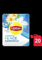 Lipton Herbal Infusion Camomile (16x20 teabags)