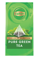 Lipton Pure Green Tea (6x25 pyramid tea bags)