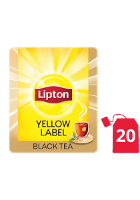 Lipton Yellow Label Black (16x20 teabags)