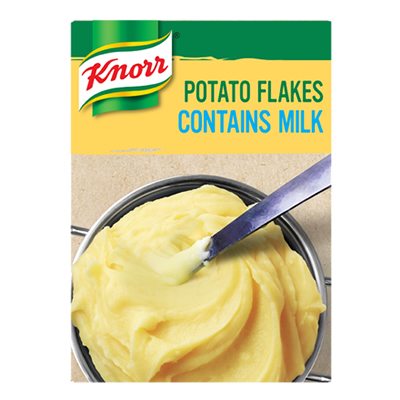 Knorr Mashed Potato (1x2kg) - We only use the best German potatoes, 100% sustainably grown