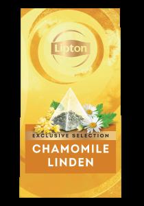 Lipton Camomile & Honey Flavour (6x25 pyramid tea bags)