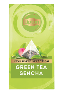 Lipton Green Tea Sencha (6x25 pyramid tea bags) - Lipton Exclusive Selection offers your guests a unique tea moment