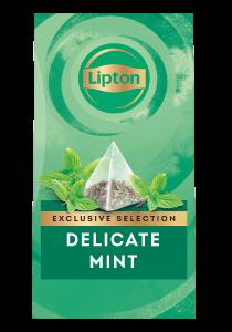 Lipton Pyramid Delicate Mint (6x30 tea bags)