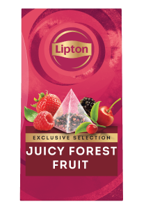 Lipton Pyramid Juicy Forest Fruits (6x25 teabags)