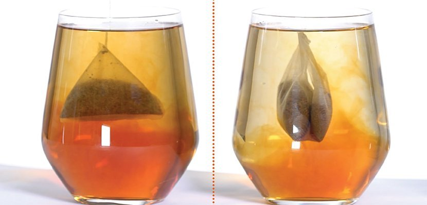 Lipton Pyramid Pure Black Ceylon (6x25 teabags) - 76% of consumers prefer a pyramid shaped tea bag*