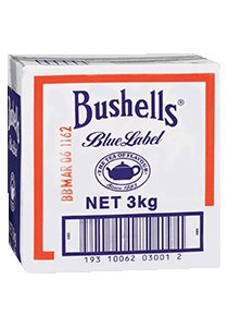 BUSHELLS Blue Label Tea 3 kg carton