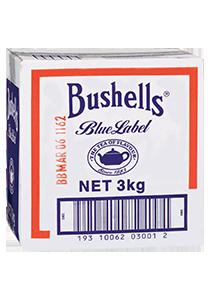 BUSHELLS Blue Label Tea 3 kg carton