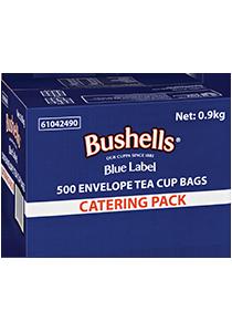 BUSHELLS Envelope Tea Cup Bags 500's