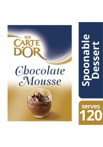 CARTE D'OR Chocolate Mousse Dessert Mix 1440 g -