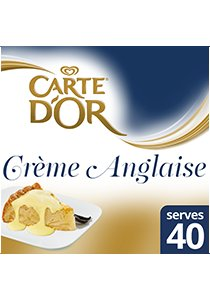CARTE D'OR Crème Anglaise 1 L -