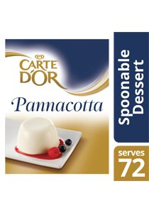 CARTE D'OR Pannacotta Dessert Mix 780 g -