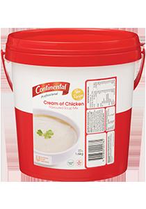 CONTINENTAL Professional Cream Chicken Soup 1.6 kg