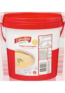 CONTINENTAL Professional Cream Pumpkin Soup 1.7 kg