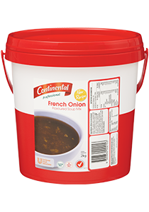 CONTINENTAL Professional French Onion Soup 2.0 kg