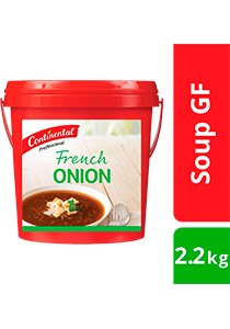 CONTINENTAL Professional Gluten Free French Onion Soup Mix 2.2kg