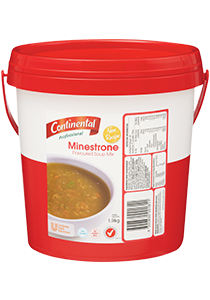 CONTINENTAL Professional Minestrone Soup 1.9 kg
