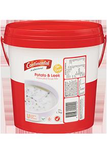 CONTINENTAL Professional Potato and Leek Soup 1.7 kg