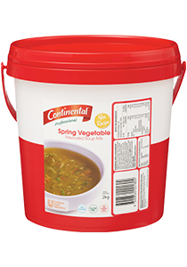 CONTINENTAL Professional Spring Vegetable Soup Mix 2 kg