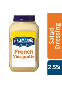 HELLMANN'S French Vinaigrette 2.55 L