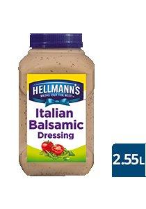 HELLMANN'S Italian Balsamic Dressing 2.55 L -