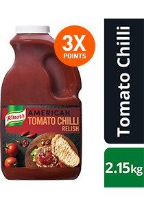 KNORR American Tomato Chilli Relish 2.15kg -