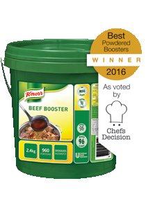 KNORR Beef Booster 2.4 kg