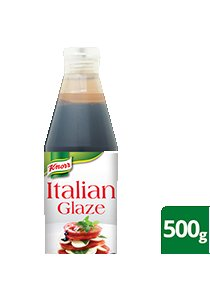 KNORR Italian Glaze with Balsamic 500 g -